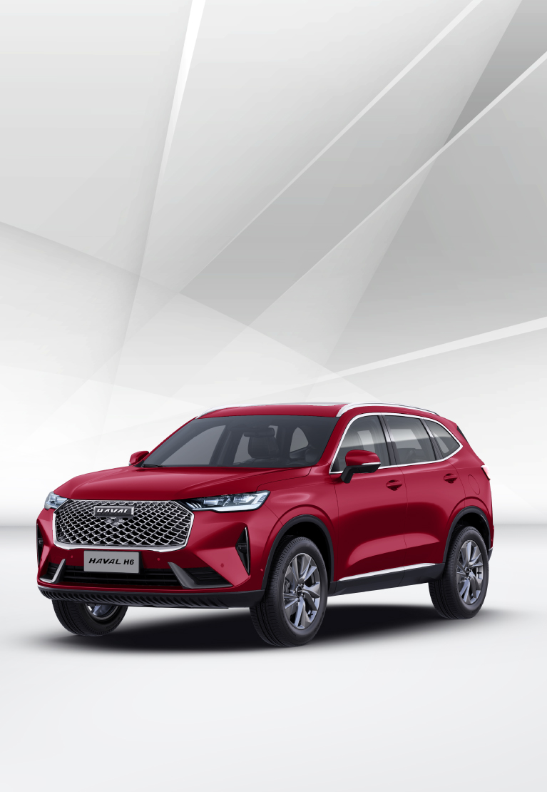 ALL-NEW HAVAL H6